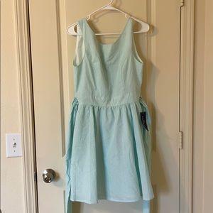 Lauren James Emerson stripe dress BNWT